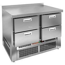 Стол холодильный Hicold GNE 22/TN ..-2/+10°С