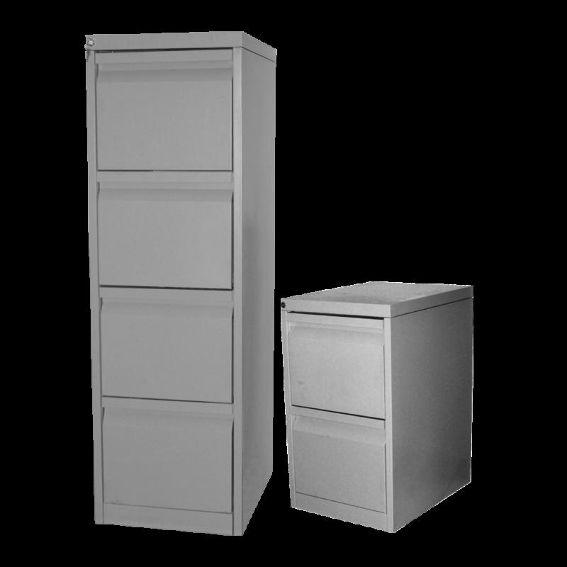 Медстальконструкция Шкаф картотечный с двумя ячейками для документов  МСК-831.02