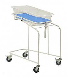 Медстальконструкция Кровать-тележка для новорожденных МСК-130
