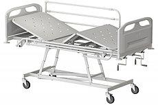 Медстальконструкция Кровать медицинская функциональная трёхсекционная КМФТ171-МСК (код МСК-2171)