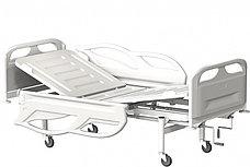 Медстальконструкция Кровать медицинская функциональная двухсекционная КФ2-01-МСК (код МСК-3102)