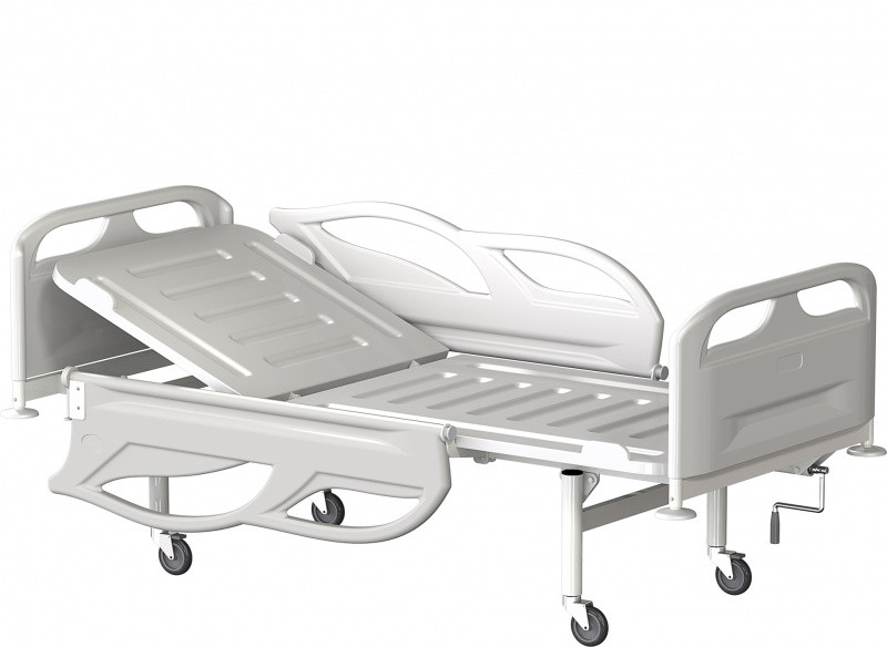 Медстальконструкция Кровать металлическая общебольничная КФО-01-МСК (код МСК-3101)