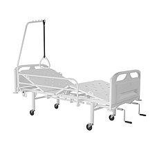 Медстальконструкция Кровать медицинская функциональная трехсекционная КФЗ-01-МСК (код МСК-2103)