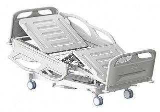 Кровати для лежачих больных с электроприводом