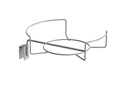 Медстальконструкция Подставка для судна с креплением на кровать (код МСК-113-01)