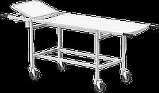 Медстальконструкция Тележка для перевозки больных ТБсп-01-«МСК» (код МСК-401-01М)