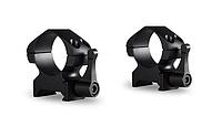 Комплект колец для оптического прицела Precision Steel Ring Mounts ~ 1 Medium, With Lever