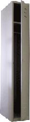 Медстальконструкция Шкаф для одежды металлический разборный на винтах  МСК-941.425