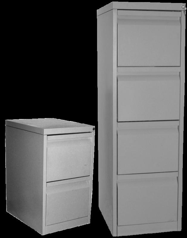 Медстальконструкция Шкаф картотечный с четырьмя ячейками для документов  МСК-831.04