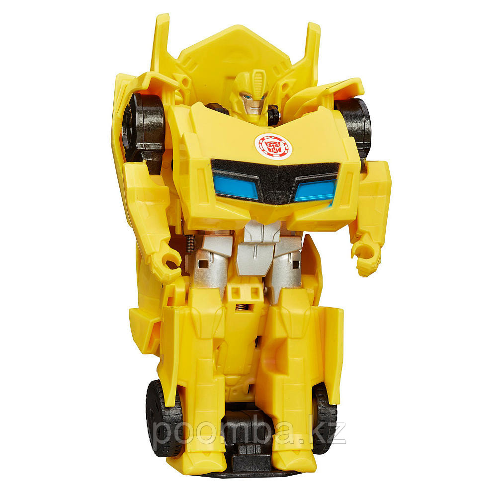 """Transformers """"Robots In Disguise"""" 1-Step Changers Bumblebee"""