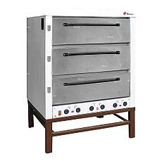 Хлебопекарная печь Восход ХПЭ-500 оцинк.