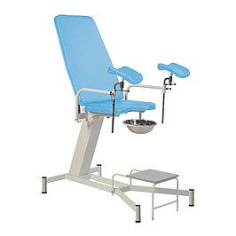 Кресла гинекологические с механической регулировкой