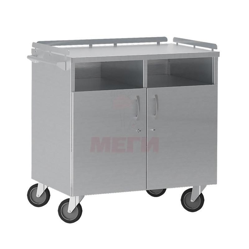 Медстальконструкция Столик инструментальный для анестезиолога МСК-5564