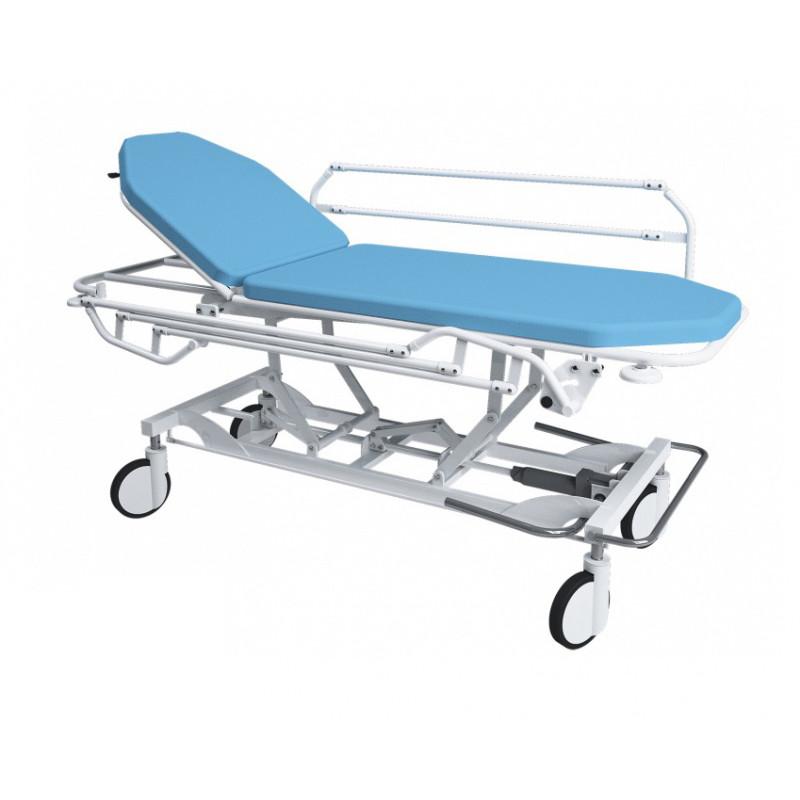 Медстальконструкция Тележка внутрикорпусная для перевозки больных ТПБв-01-МСК (код МСК-441)