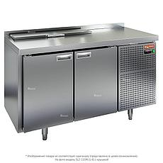 Стол холодильный для салатов (саладетта) Hicold SL2-11GN 5xGN1/6