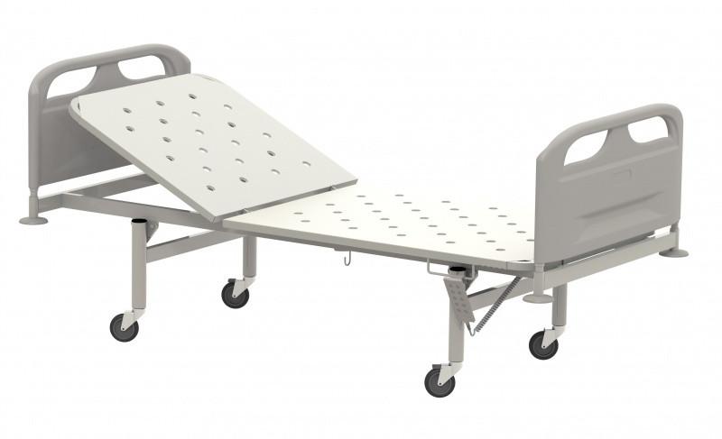 Медстальконструкция Кровать металлическая общебольничная КФО-01-МСК (код МСК-2101Э)