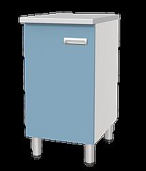 Медстальконструкция Стол лабораторный однотумбовый с дверкой СЛ-01-«МСК» (код СЛ-01-201)