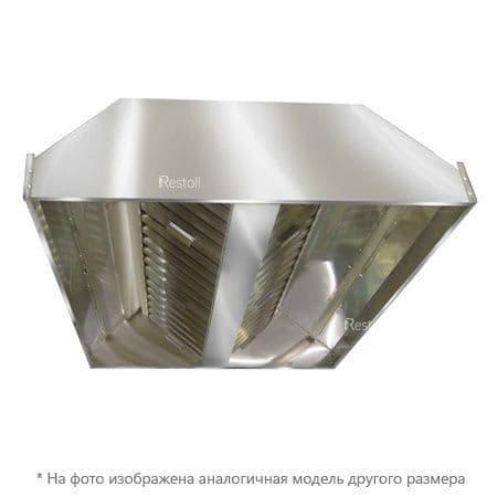 Зонт вытяжной Iterma ЗВЦ-1800х1200х350