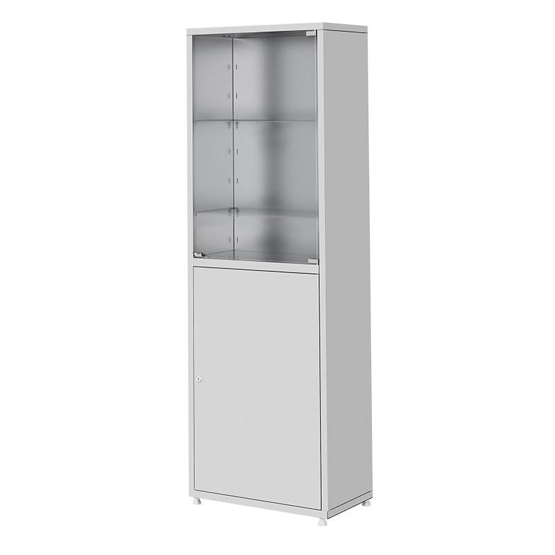Медстальконструкция Шкаф металлический медицинский МСК-645.02 (0,6)