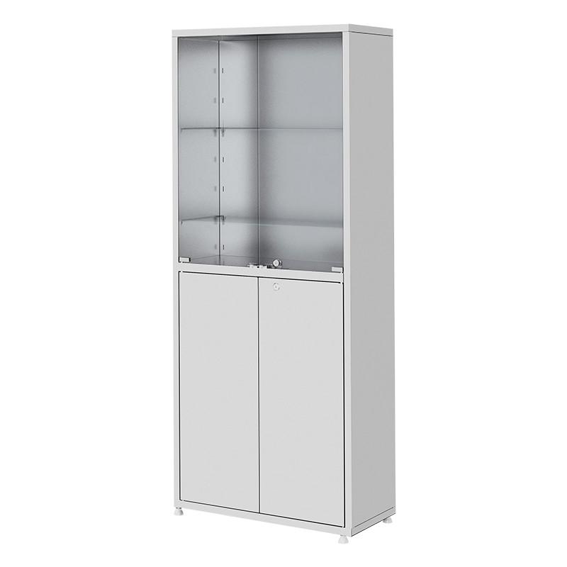 Медстальконструкция Шкаф металлический медицинский МСК-647.02 (0,6)