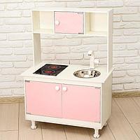 Игровая мебель 'Кухонный гарнитур SITSTEP', цвет розовый