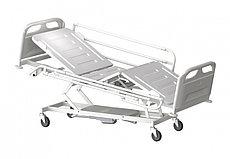 Медстальконструкция Кровать медицинская функциональная трёхсекционная КМФТ140-МСК МСК-3140