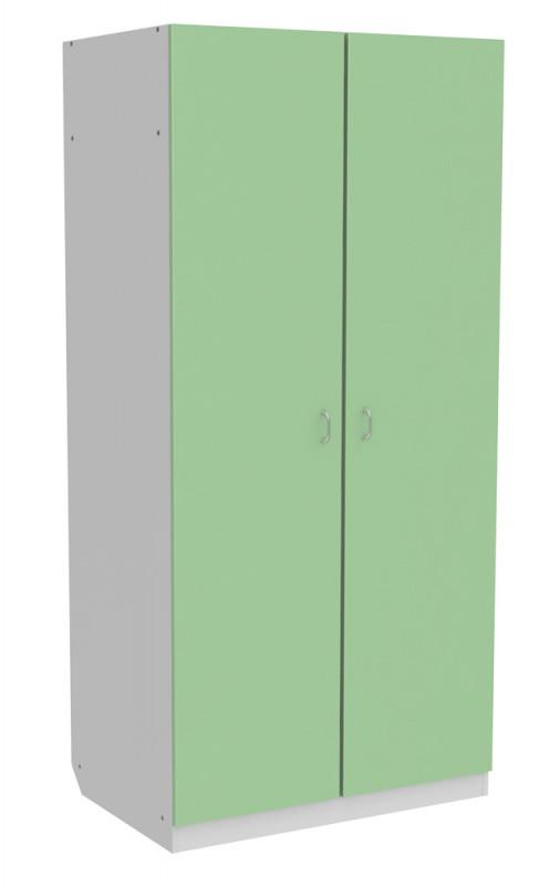 Медстальконструкция Шкаф медицинский для одежды МД-501.02