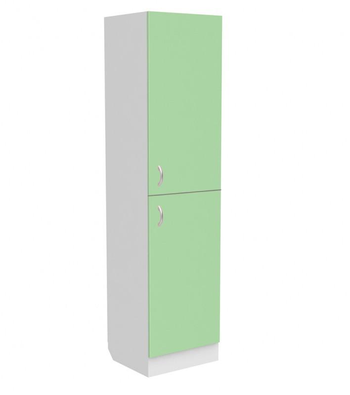 Медстальконструкция Шкаф медицинский для белья и одежды МД-508.02