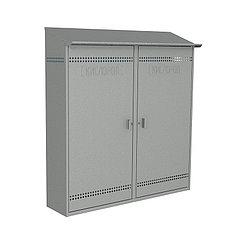 Медстальконструкция Шкаф кислородный (на 6 баллонов) МСК-999.1444