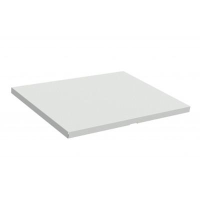 Медстальконструкция Комплект полок для обуви для шкафа, серый МСК-2921.800