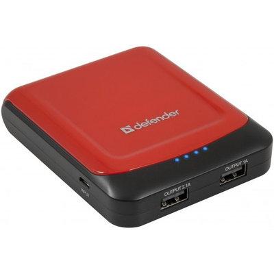 Универсальный внешний аккумулятор Defender ExtraLife 7800