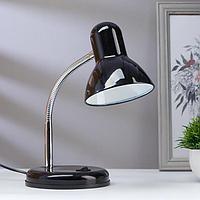Лампа настольная светодиодная 8Вт LED 750Лм 14xSMD2835 шнур 1,5м черный