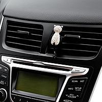 Украшение в дефлектор автомобиля 'Кот'