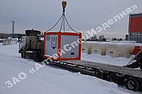 """Блок-контейнер тип """"Север""""."""