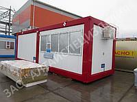 Блок-контейнер операторная