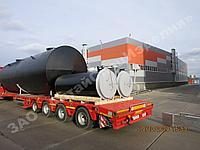 Блочная АЗС для 4 видов топлива