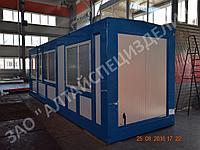 Блок-контейнер управления для АЗС