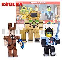 Игровой набор фигурок Roblox с аксессуарами Легенды Роблокс