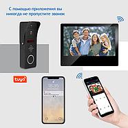 Комплект Видеодомофон сенсорный Wi-Fi 95111H-1080P + 94206-AHD1080P, фото 6