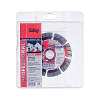 FUBAG Алмазный отрезной диск Stein Pro D115 мм/ 22.2 мм по камню
