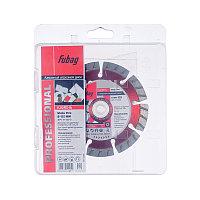 FUBAG Алмазный отрезной диск Stein Pro D125 мм/ 22.2 мм по камню