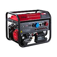 FUBAG Бензиновый генератор для одно и трехфазного режима работы  BS 8500 XD ES DUPLEX