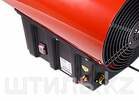 Газовая тепловая пушка РЕСАНТА ТГП-75000 (75 кВт   2000 м3/ч) пропан, пропан-бутан, бутан, фото 3