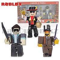 Игровой набор фигурок Roblox с аксессуарами Персонажи Легенды