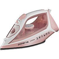 Утюг PIR 2497AK 3m (POLARIS), розовый/белый