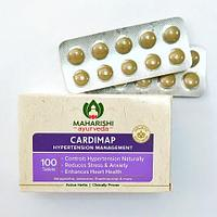 Кардимап Махариши Аюрведа (Cardimap Maharishi Ayurveda),  уникальная комбинация трав   при бессоннице