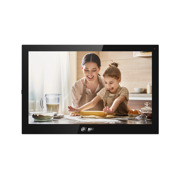 Видеодомофон комплект Dahua VTH5321GB-W