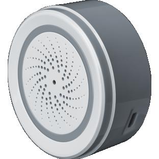 Умный датчик температуры и влажности NSH-SNR-TH01-WiFi