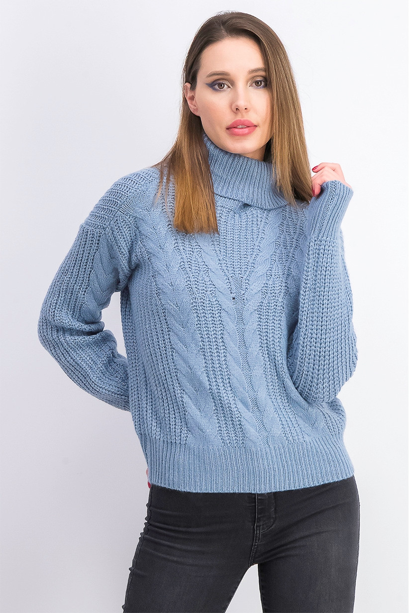 Crave Fame Женский свитер- А4