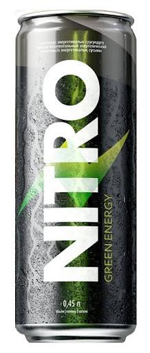 Энергетический напиток NITRO оригинал